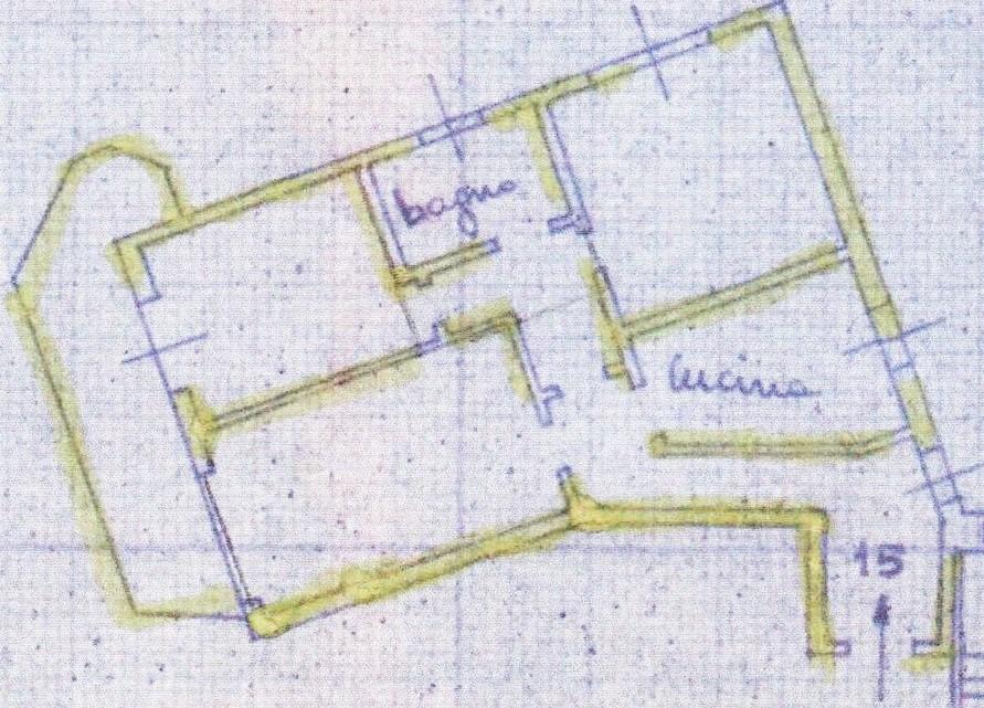 Planimetria rif. 56 ritaglio