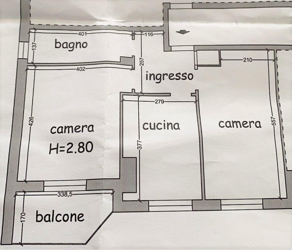 Planimetria Rif. 25